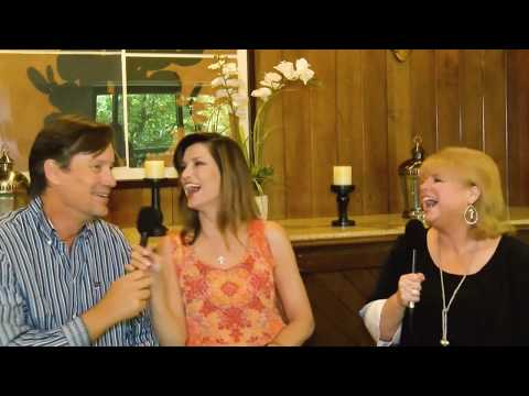 Time with Theresa  Sam and Kevin Sorbo Aug. 2017