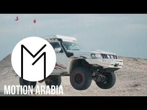VTC GAZELLE | Nissan Patrol Going Wild In The Desert!