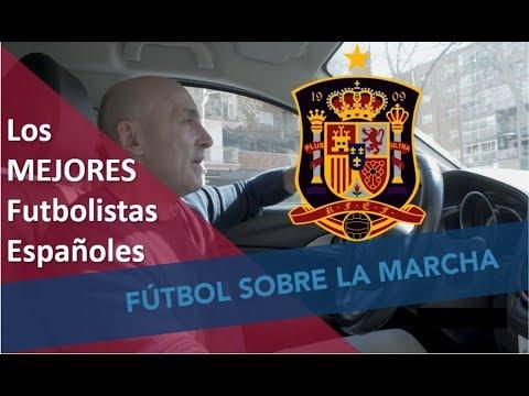 Mis doce mejores futbolistas españoles de la historia. Difícil elección pero ahí va. #MundoMaldini