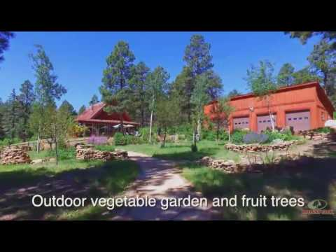 rural property for sale off grid home colorado youtube