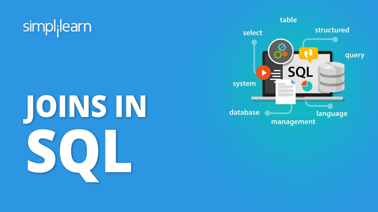 Joins In SQL | Joins In SQL With Examples | SQL Joins | SQL Tutorial For Beginners