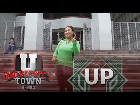 UTOWN: UP Alumna Eugene Domingo Revisits And Strolls Around Her Second Home