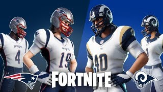 Fortnite Super Bowl Sunday NFL Rumble! Support A Creator: JayShockblast!