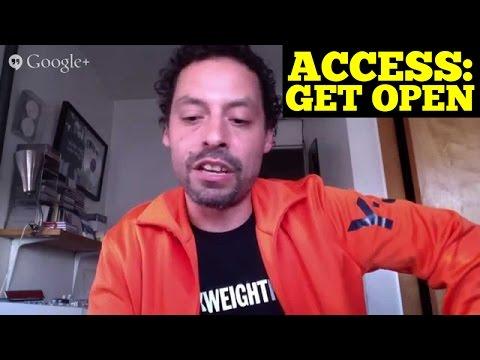 ACCESS: Get Open (SibaGiba)