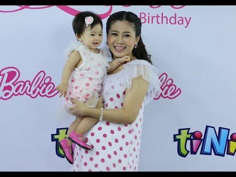 Mai Phương làm tiệc sinh nhật cho con gái