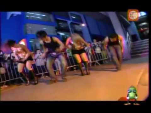 Alessandra Zignago Y Melissa Loza baile de introducción 4 ...