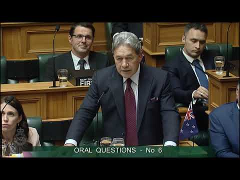 Question 6 - Hon Gerry Brownlee to the Minister of Foreign Affairs