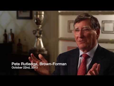 Peter Rutledge (Brown-Forman): The Industry Revitalized