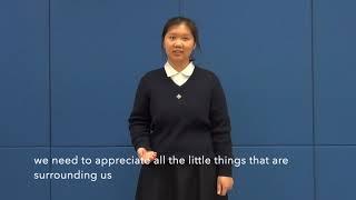 Publication Date: 2019-03-28 | Video Title: 29/03/2019 德貞女子中學 英文閱讀分享(高中)