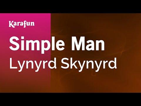Karaoke Simple Man - Lynyrd Skynyrd *