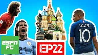 Episode 22: 2018 World Cup travel vlog, from Moscow to Kazan and beyond | Project: Russia | ESPN