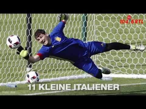 Deutschland Italien Tore