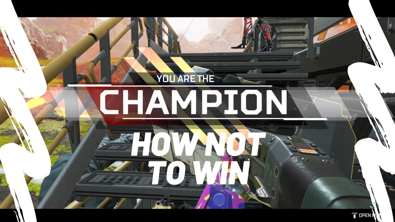 How did we win this? Apex Legends
