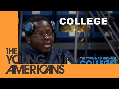 Willie Jones - The Young Americans College...