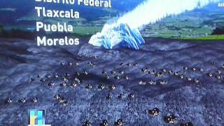 ¿qué pasaría si hace erupción el volcán popocatépetl?