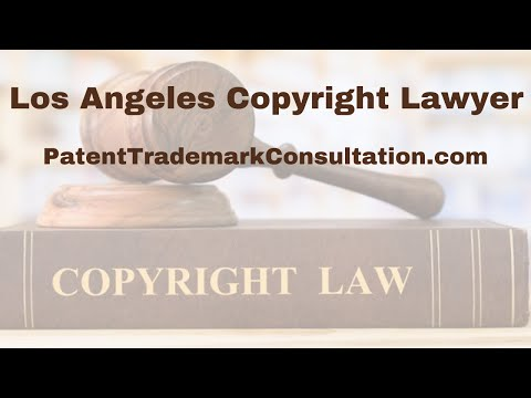 Los Angeles Copyright Lawyer - Get a Free Consultation Today - Видео онлайн