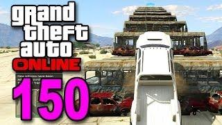 grand theft auto 5 multiplayer part 150 monster truck race gta online let s play