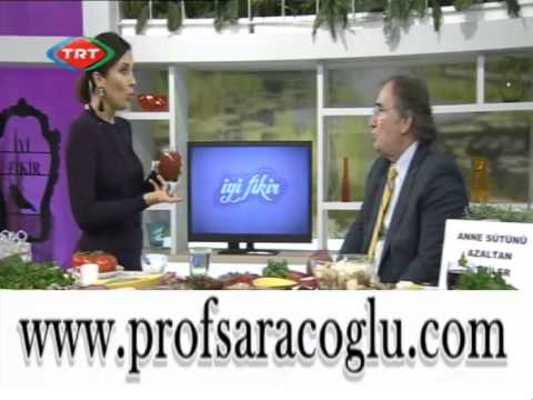 Prof. Dr. İbrahim SARAÇOĞLU - Kilo Verdiren Bitkisel Kürler