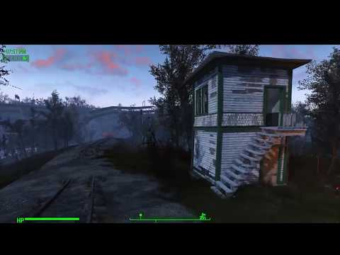 Oberland Station, Fallout 4, Sim Settlements, Industrial Revolution