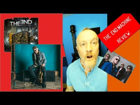 New George Lynch Project, The End Machine, Album Review Mp3