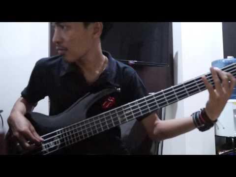 Bass cover fantasi Indonesia baru