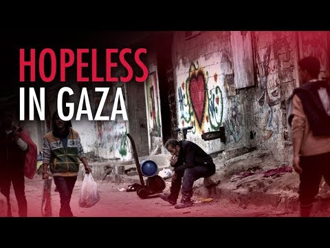 Violence in Gaza justifies Israeli presence in the West Bank