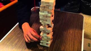 Master of the Mini Game - Episode #6 - Milton Bradley's Jenga