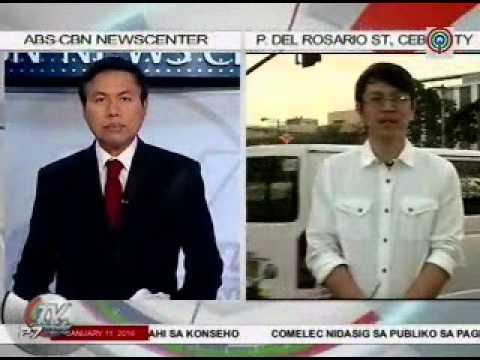 TV Patrol Central Visayas - January 11, 2016