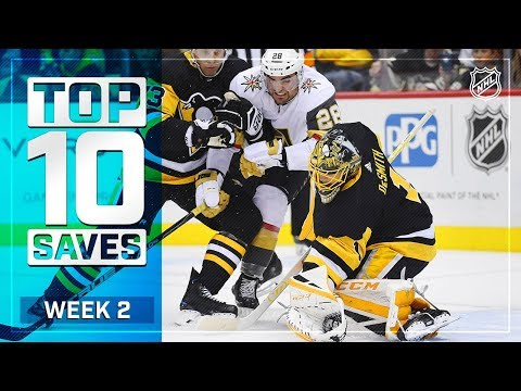 Top 10 Saves from Week 2