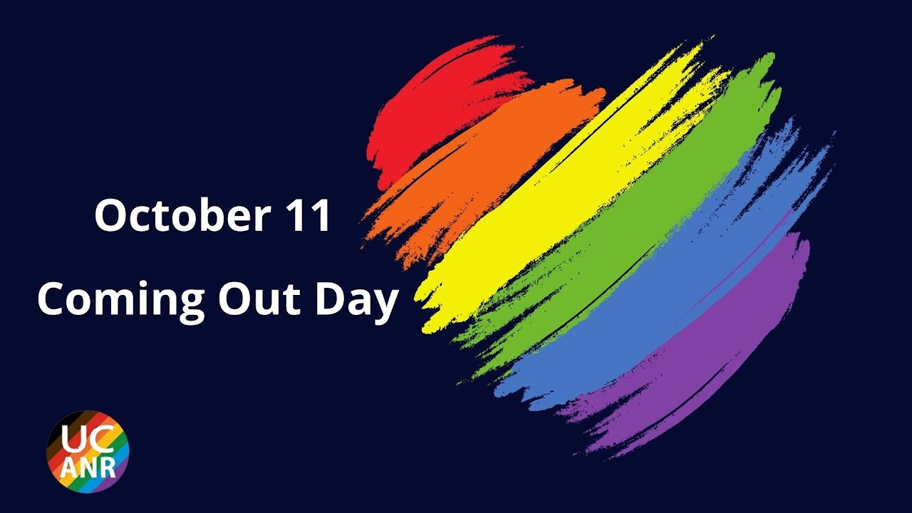 National Coming Out Day: 21 people who have come out in 2021