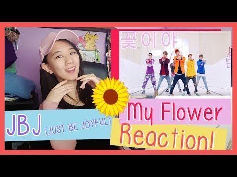 JBJ - My Flower 꽃이야 Reaction  ♫