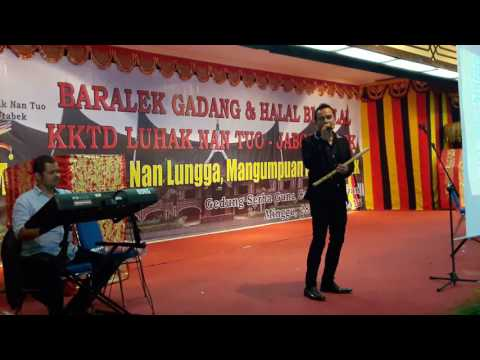 ALKAWI, lagu Buai Anak, Halal bi Halal KKTD 28-8-2016 di Senayan. By,Thoni Adrian Philiiank