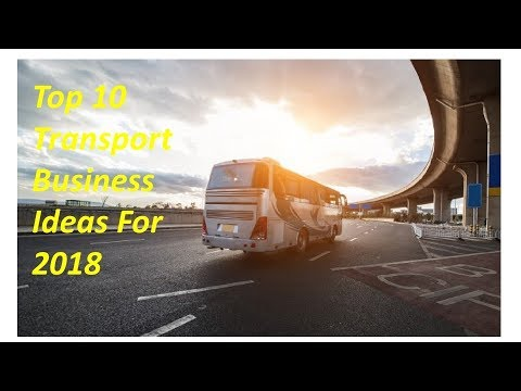 Top 10 transport business ideas for 2018   YouTube