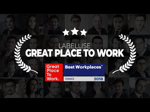 Nexworld, labellisé Great Place to Work