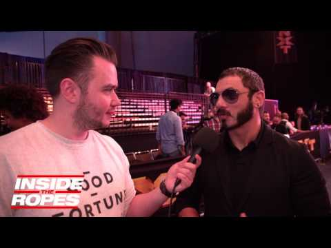 Austin Aries talks WWE run so far, commentating & being on WrestleMania Kickoff