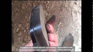 замена передних тормозных колодок на киа рио 3(, 2014-07-20T12:30:45.000Z)