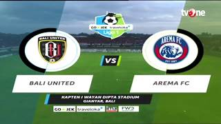 Bali United FC vs Arema FC: 6-1 All Goals & Highlights