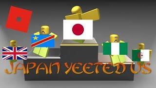 JAPAN YEETED US   Roblox Rise of Nations Ft. Onkel Einhorn