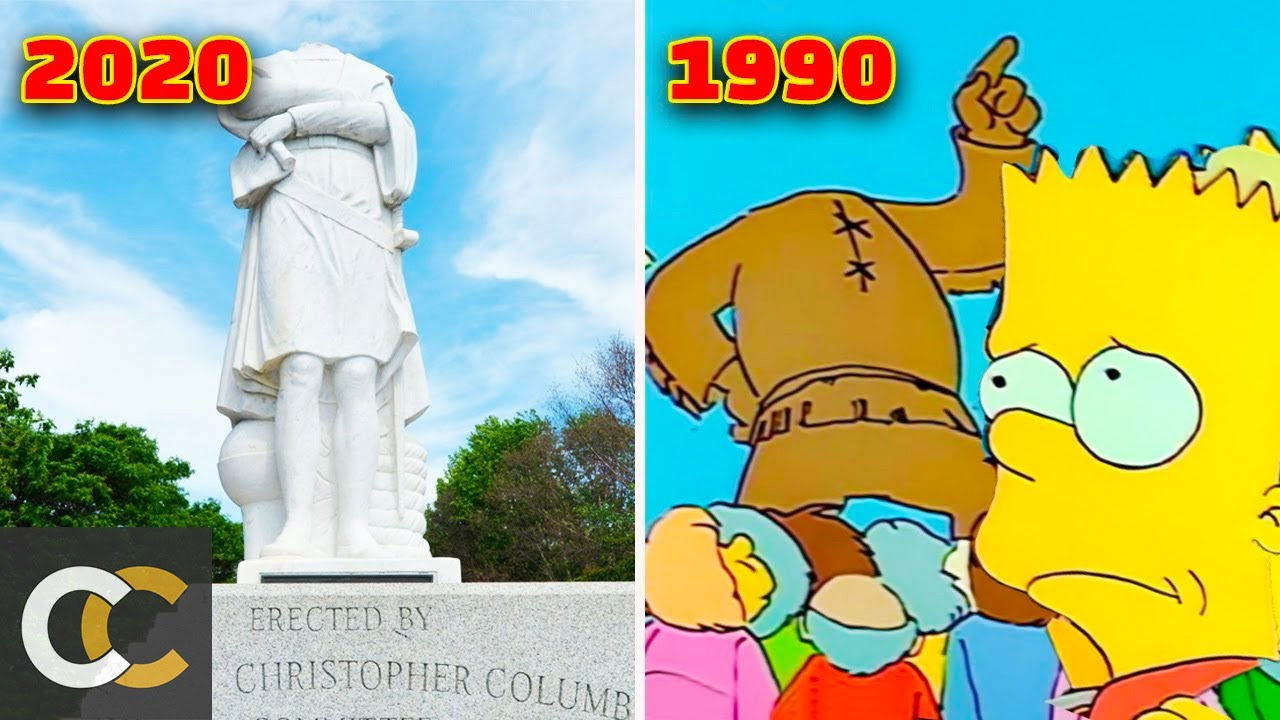 Как Симпсоны предсказали события 2020