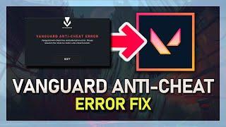 Valorant - How T๐ Fix Vanguard Anti-Cheat Error on Windows 11