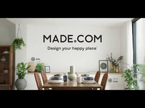MADE.COM Autumn 2019 TV Advert