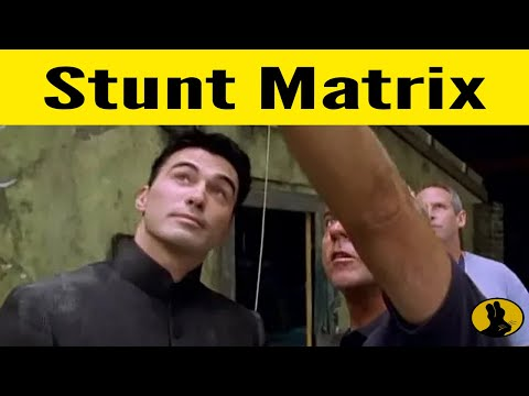 Matrix 4 Action Sequence Collab Process [Chad Stahelski Reloaded]