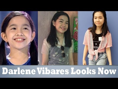 This is How 'The Voice Kids' Season 1 Finalist Darlene Vibares Looks Now!