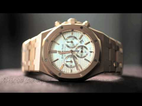 A Week On The Wrist: The Audemars Piguet Royal Oak Chronograph