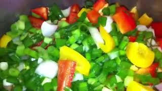 Maman nicole loboko cuisine concolaise makoso na mayebo part 1
