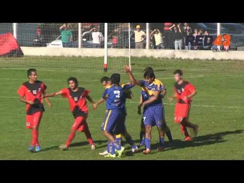 Segundo gol de Belgrano a Fontana de Trevelin