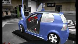 Street Legal Racing VolksWagen Golf GTI Turbo .