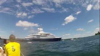 377ft Superyacht