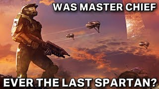 Was Master Chief Ever the Last Spartan?