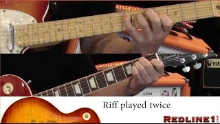 *TABS* How to Play STONE TEMPLE PILOTS Interstate Love Song- REDLINE1.COM